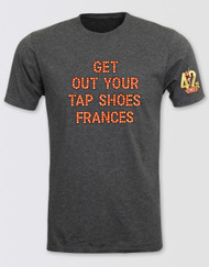 42nd Street Unisex Tap Shoes T-Shirt