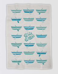 The Wind in the Willows Tea Towel