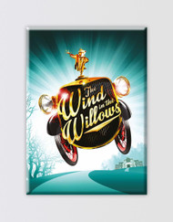 The Wind in the Willows Magnet