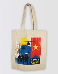Miss Saigon Tote Bag