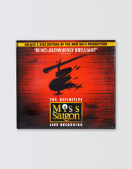 Miss Saigon The Definitive Live Recording CD