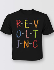 Matilda The Musical R-E-V-O-L-T-I-N-G T-Shirt - Kids