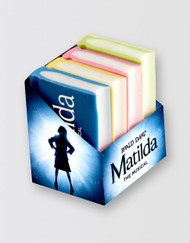 Matilda The Musical  Eraser Set