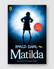 Matilda The Musical  Paperback Novel