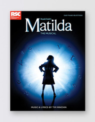 Matilda The Musical  Easy Piano Songbook