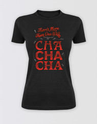 Strictly Ballroom Cha Cha T-Shirt
