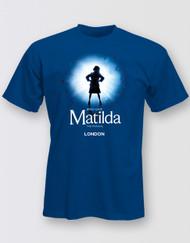 Matilda The Musical LONDON Graphic Logo T-Shirt - Adults