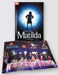 Matilda UK Tour Souvenir Brochure