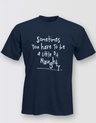 Matilda The Musical Naughty T-Shirt - Unisex