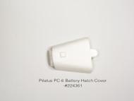 PILATUS PC-6 BATTERY HATCH COVER