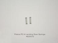 PILATUS PC-6 LANDING GEAR SPRINGS