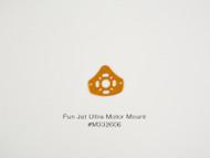 FUNJET ULTRA ALUMINUM MOTOR MOUNT
