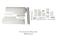 FUNCUB XL WING SET (KIT)