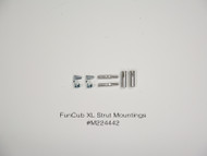 FUNCUB XL STRUT MOUNTINGS