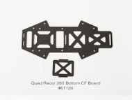 QUAD RACER 280 BOTTOM CF BOARD