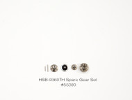 HSB-9360 TITANIUM GEAR SET