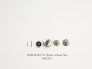 HSB-9370 TITANIUM GEAR SET