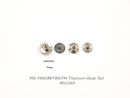 HS-7980TH/HS-M7990TH GEAR SET