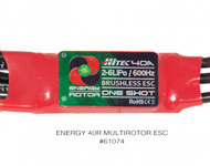 ENERGY 40R MULTIROTOR ESC