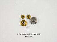 HS-805/5805MG METAL GEAR SET