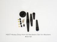 H25T HD HORN & HDWR - AIRPLANE