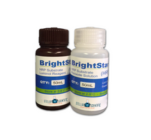 BrightStar™ Femto HRP Chemiluminescent 2-Component Substrate ECL Kit, Luminol 50ml & Peroxide 50ml, total 100ml
