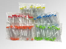 iTubes™ 50mL Conical Tubes, STERILE, Bulk packed 500/CS