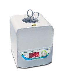 MicroBead Sterilizer: 80mm high - 150 gram capacity - For small lab tools