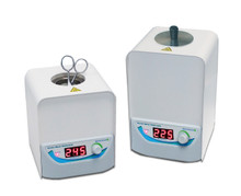 MicroBead Sterilizer: 140mm high - 300 gram capacity - For small lab tools