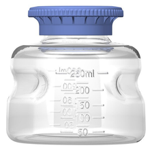 250ml PC Media Bottle, Sterile, 24/CS