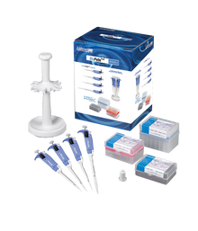 BioPette™ Plus Four Pack Starter Kit by Labnet