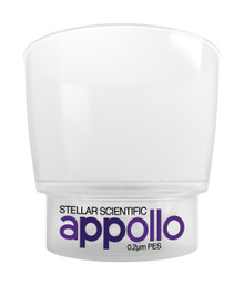 appollo™ 500mL Funnel Assembly, 0.2µm High Flow PES Membrane, 12/CS