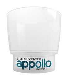 appollo™ 500mL Funnel Assembly, 0.2µm High Flow Nylon Membrane, 12/CS