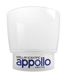 appollo™ 500mL Funnel Assembly, 0.45µm High Flow PTFE Membrane, 12/CS