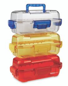 Duraporter® Specimen Transport Box, YELLOW