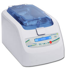 The Benchmark Scientific Beadbug 6 is the only benchtop homogenizer that works with 6 tubes at once