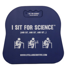 I Sit for Science™ Seat Cushion with Handle Grip