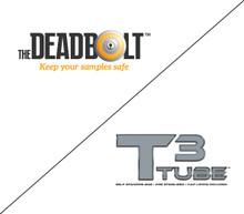 Deadbolt tubes or T3 tubes, case of 5,000