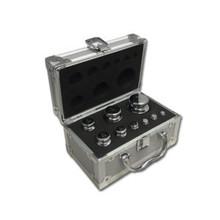 Calibration kit for compact lab balances