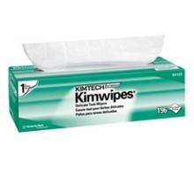 """Kim Wipes, 11.8"""" x 11.8"""", 196/Pk"""