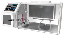 Shel Lab Bactron 300 Anaerobic Chamber (glove box) and Incubator