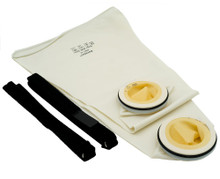 Shel Lab Bactron Sleeve Assembly - Size 8 Medium Cuffs (Pair)