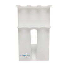 3 Place Acrylic Pipette Stand for Single and Multi-Channel Pipettes, 1/EA