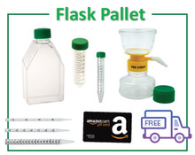 CellTreat Pallet Pack - Flask Pack