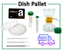 CellTreat Pallet Pack - Dish Pack