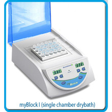 Benchmark Scientific MyBlock I with flippable dry bath block