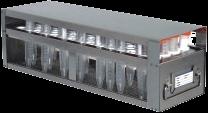 Laboratory Freezer Rack With Drawer for 15mL Centrifuge Tubes. Holds 80 Tubes,  1/EA