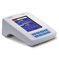 Research grade meter with Calibration Check™ and USP pH/ORP and EC/TDS/Resistivity/Salinity and Temperature