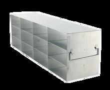 UF-432 Laboratory Freezer Rack for Twelve Cryo Boxes by Stellar Scientific