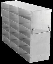 Freezer Rack UF-362 for Eighteen Cryo Boxes